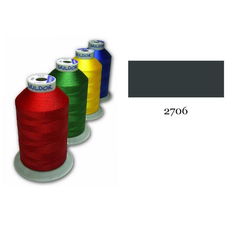 FIL À BRODER PB40-5000 BRILDOR 2706
