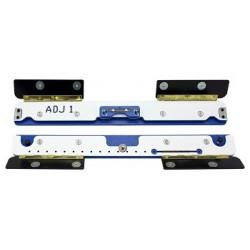 Kit support de cadre ajustable pour cadrage magnétique sur station Hoopmaster