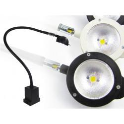 LAMPE 1 LED (NOIRE) CCEA P996-70-N