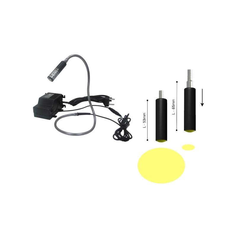 LAMPE 1 LED MINI FLEXIBLE CCEA K7LED1W
