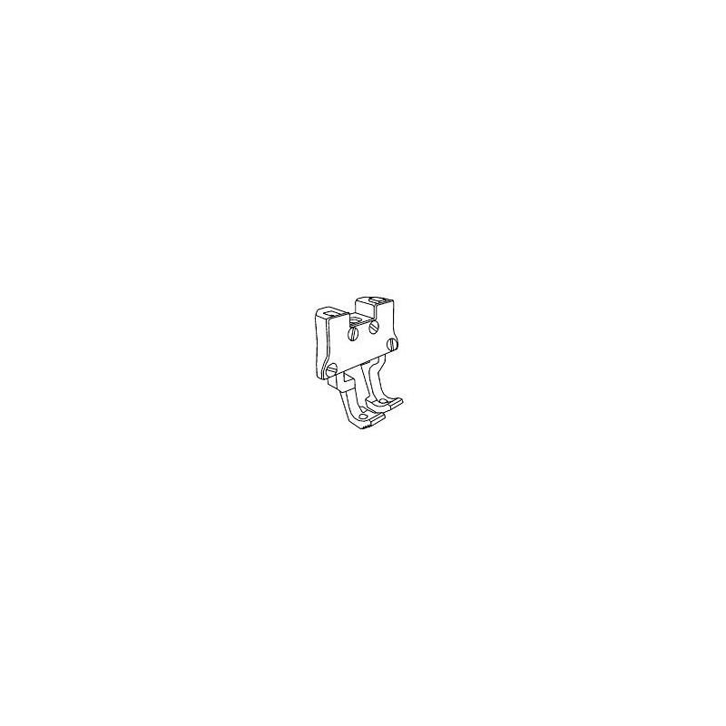 PIED ENTRAINEUR DURKOPP / ADLER 268/768 - 14 MM