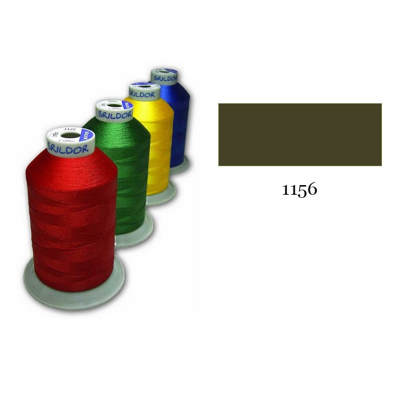 FIL À BRODER PB40-5000 BRILDOR 1156