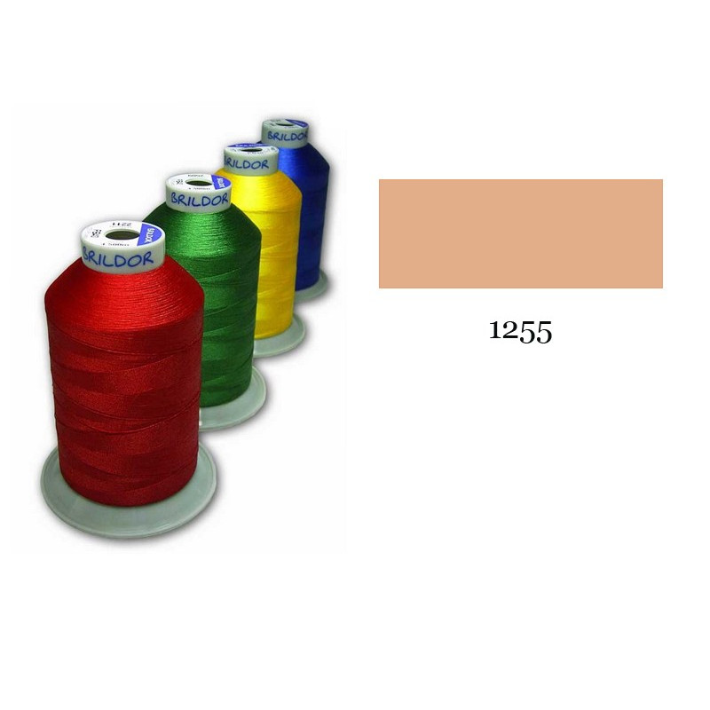 FIL À BRODER PB40-5000 BRILDOR 1255